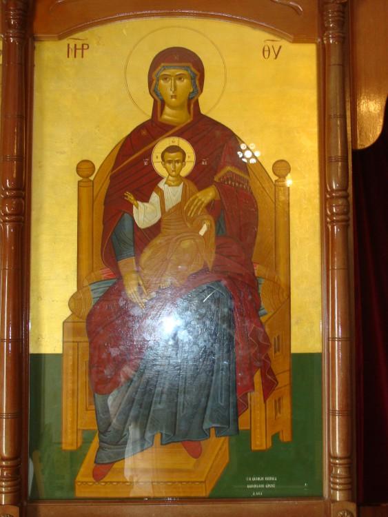 Церковь Илии Пророка, Протарас