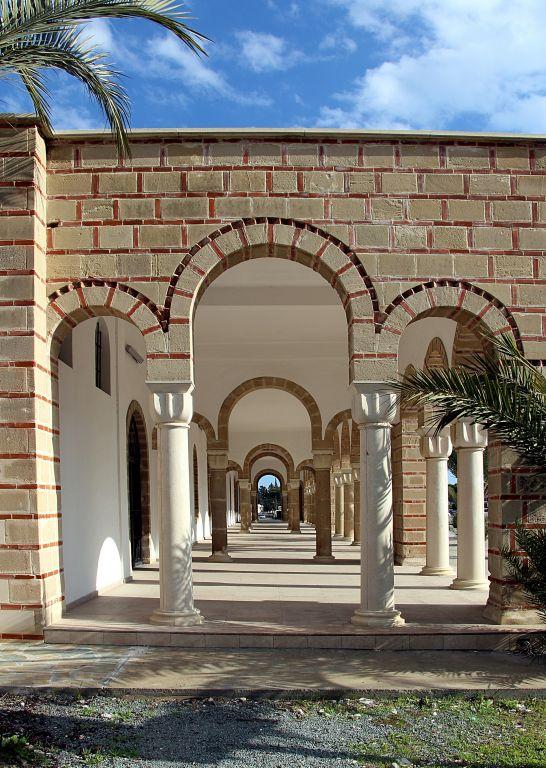 Георгиевский монастырь, Ларнака