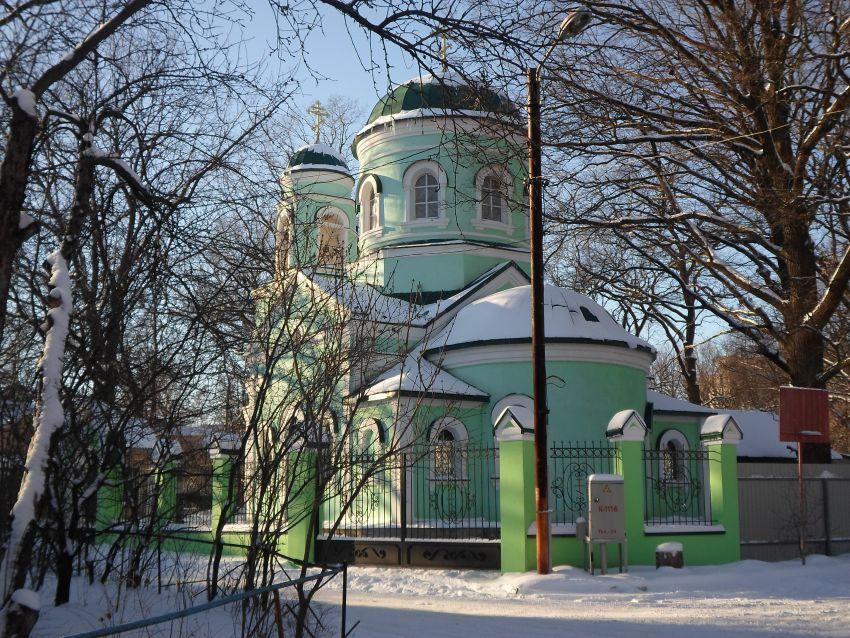 Церковь Татианы-Воронеж-Воронеж, город-Воронежская область