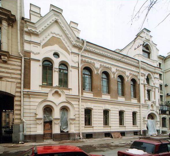 Церковь Тихвинской иконы Божией Матери, Санкт-Петербург