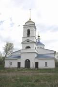 Церковь Казанской иконы Божией Матери - Большое Самарино - Ряжский район - Рязанская область
