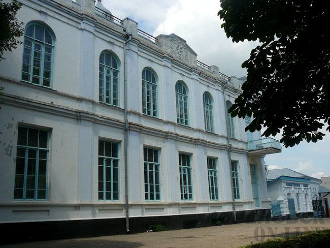 Краснодарский край, Кореновский район, Кореновск. Успенский женский монастырь, фотография. фасады