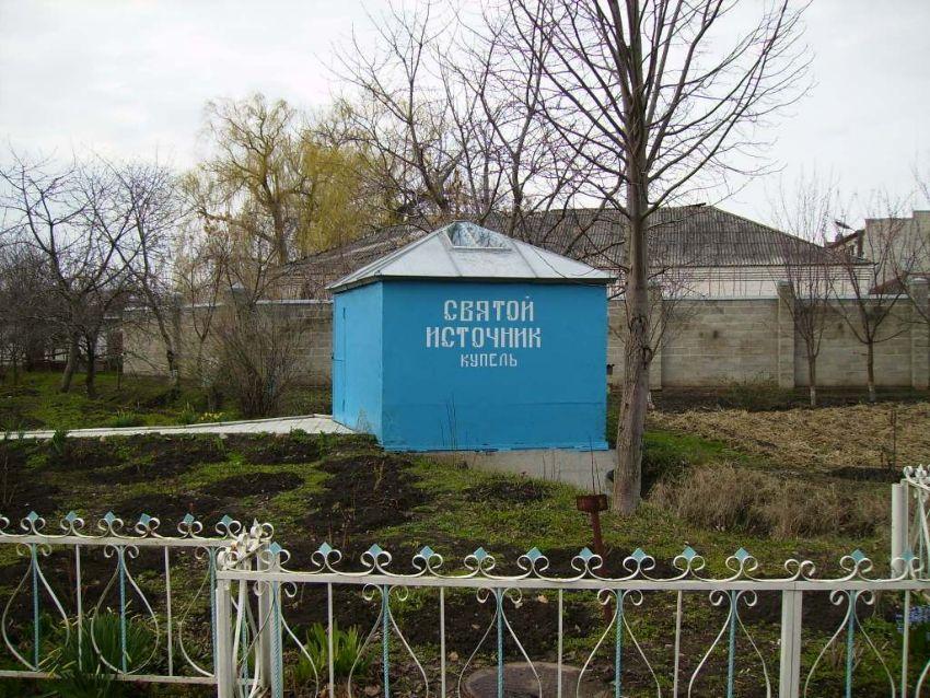 Краснодарский край, Кореновский район, Кореновск. Успенский женский монастырь, фотография. художественные фотографии, Купель