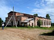 Церковь Троицы Живоначальной - Сараево - Кичменгско-Городецкий район - Вологодская область
