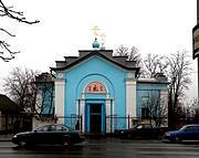 Церковь Тихвинской иконы Божией Матери - Фатеж - Фатежский район - Курская область