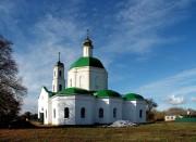 Церковь Троицы Живоначальной (Вознесения Господня?) - Вислая Поляна - Тербунский район - Липецкая область