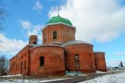 Церковь Троицы Живоначальной - Куймань - Лебедянский район - Липецкая область