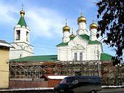 Церковь Николая Чудотворца - Чаплыгин - Чаплыгинский район - Липецкая область