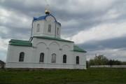 Церковь Введения во храм Пресвятой Богородицы - Вышнее Ольшаное - Должанский район - Орловская область