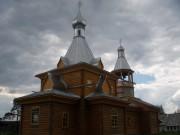 Церковь Николая Чудотворца - Тарногский Городок - Тарногский район - Вологодская область