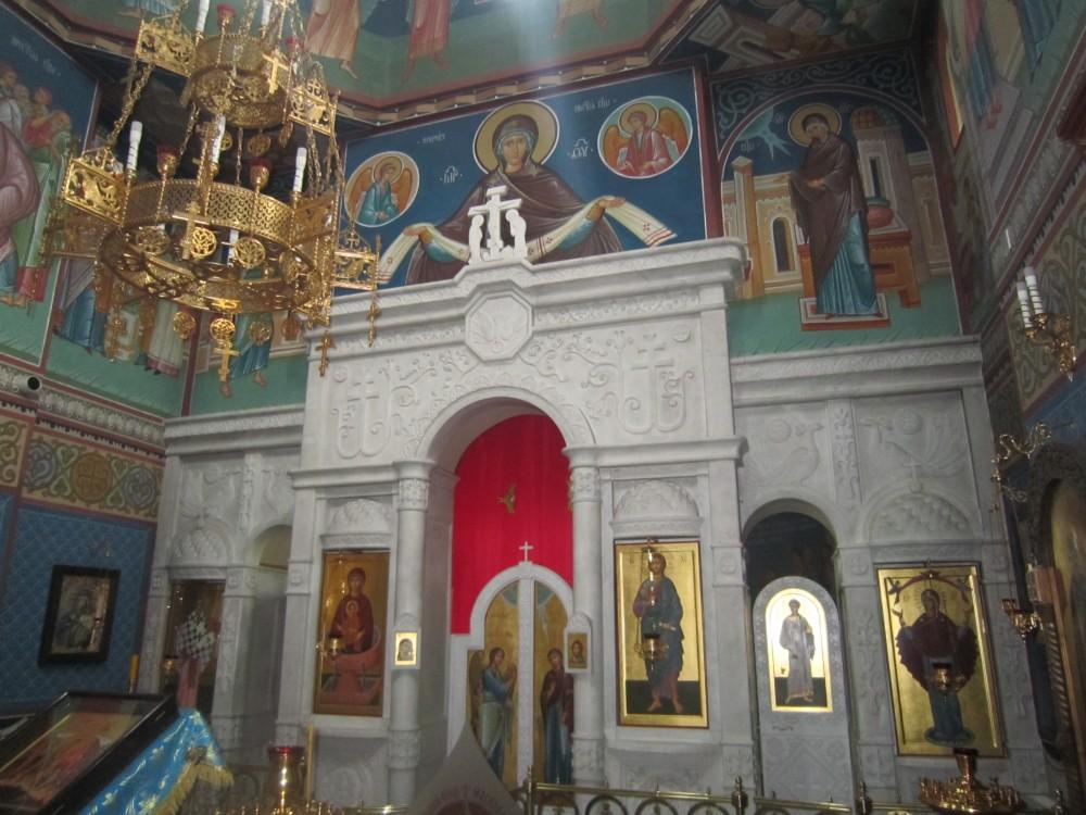 Церковь Покрова Пресвятой Богородицы, Мышецкое