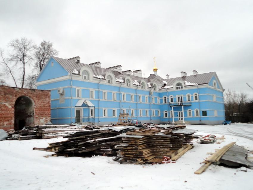Ивановская область, Иваново, город, Иваново. Успенский мужской монастырь, фотография. фасады
