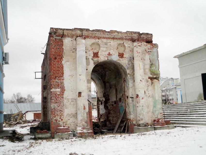 Успенский мужской монастырь, Иваново