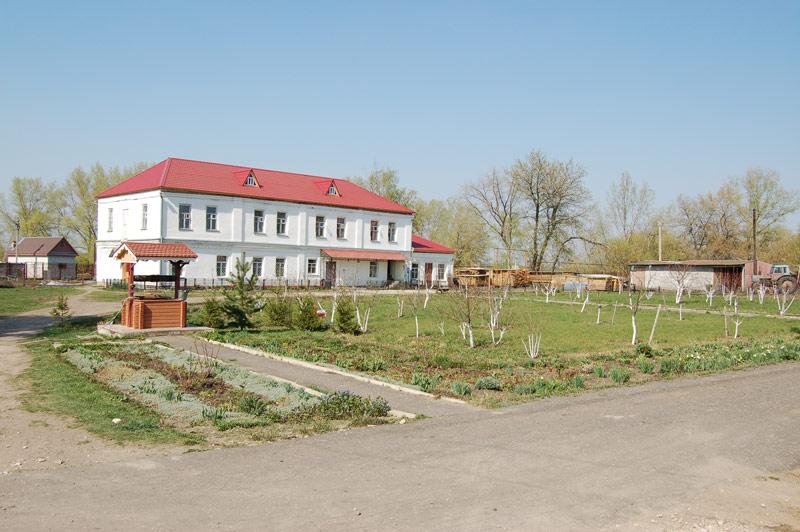 Марие-Магдалининский женский монастырь, Никольское