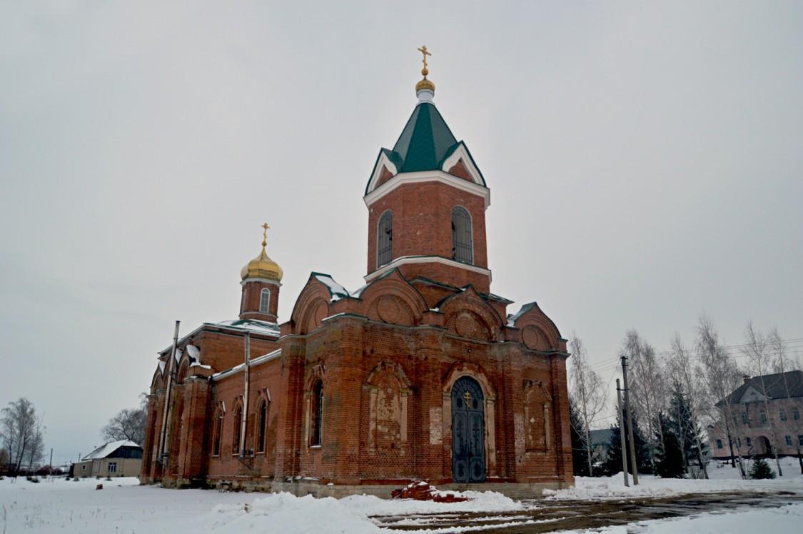 Церковь Николая Чудотворца, Товаро-Никольское