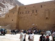 Монастырь Святой Екатерины - Синайский полуостров - Египет - Прочие страны