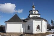 Крестильная часовня Богоявления Господня - Дубна - Талдомский городской округ и г. Дубна - Московская область