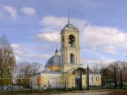 Церковь Николая Чудотворца - Большое Попово - Лебедянский район - Липецкая область