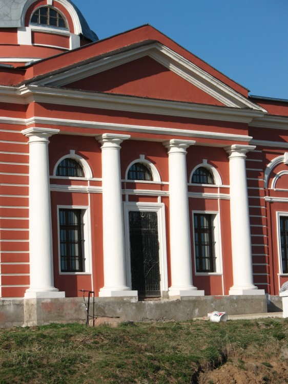 Церковь Рождества Христова, Рождествено (Павло-Слободский с/о)