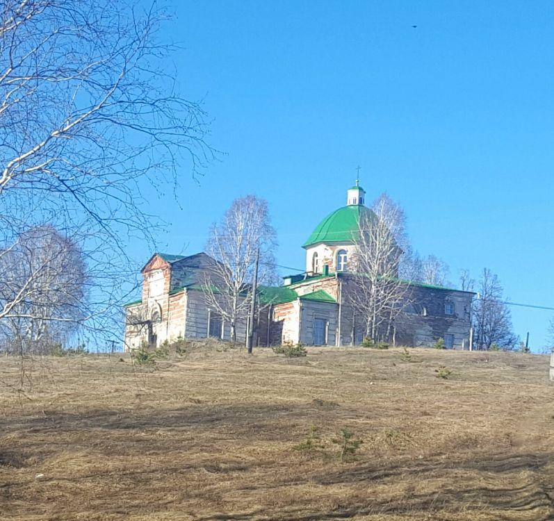 Церковь Иакинфа Римского, Висимо-Уткинск
