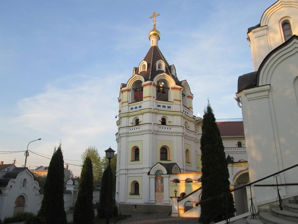 Елизаветинский женский монастырь, Минск