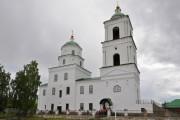 Церковь Сошествия Святого Духа - Кыштым - Кыштым, город - Челябинская область