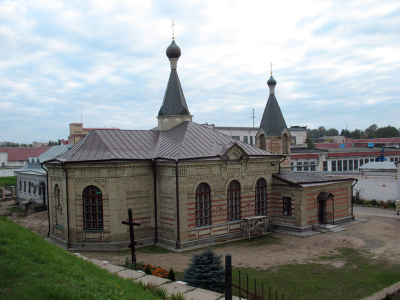 Церковь Владимира равноапостольного, Гродно