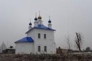 Хабарово. Казанской иконы Божией Матери, церковь