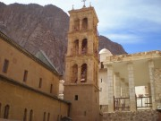Монастырь Святой Екатерины. Церковь Спаса Преображения - Синайский полуостров - Египет - Прочие страны