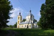 Шатилово. Троицы Живоначальной, церковь