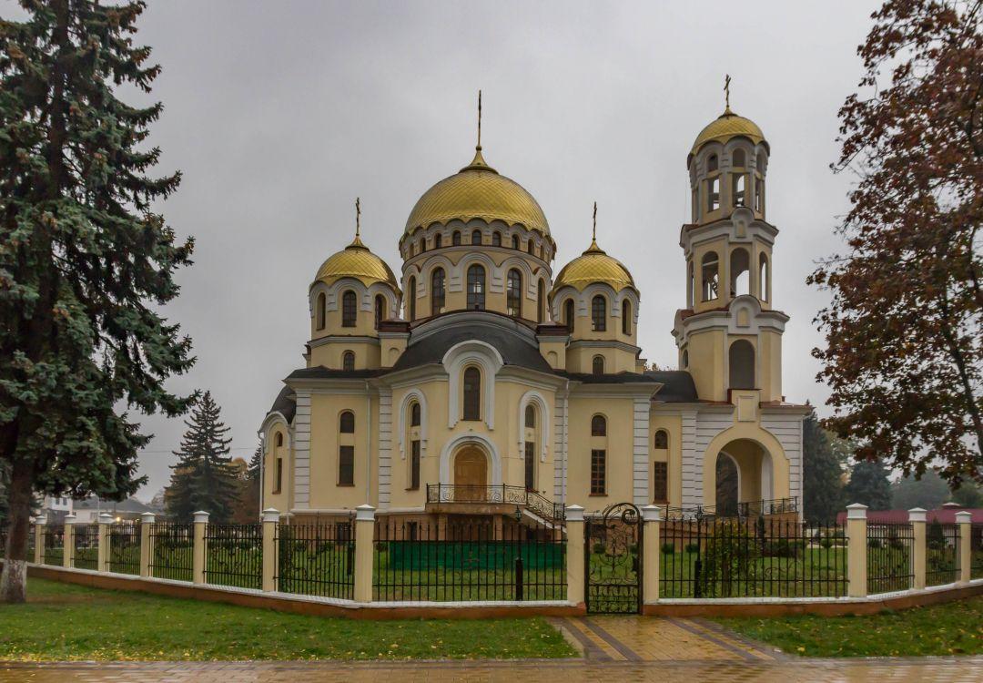 Кафедральный собор Марии Магдалины, Нальчик