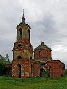 Церковь Воздвижения Креста Господня - Елшино - Пронский район - Рязанская область