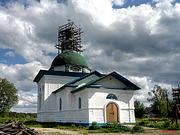 Церковь Троицы Живоначальной - Кречетово (Погост) - Каргопольский район - Архангельская область