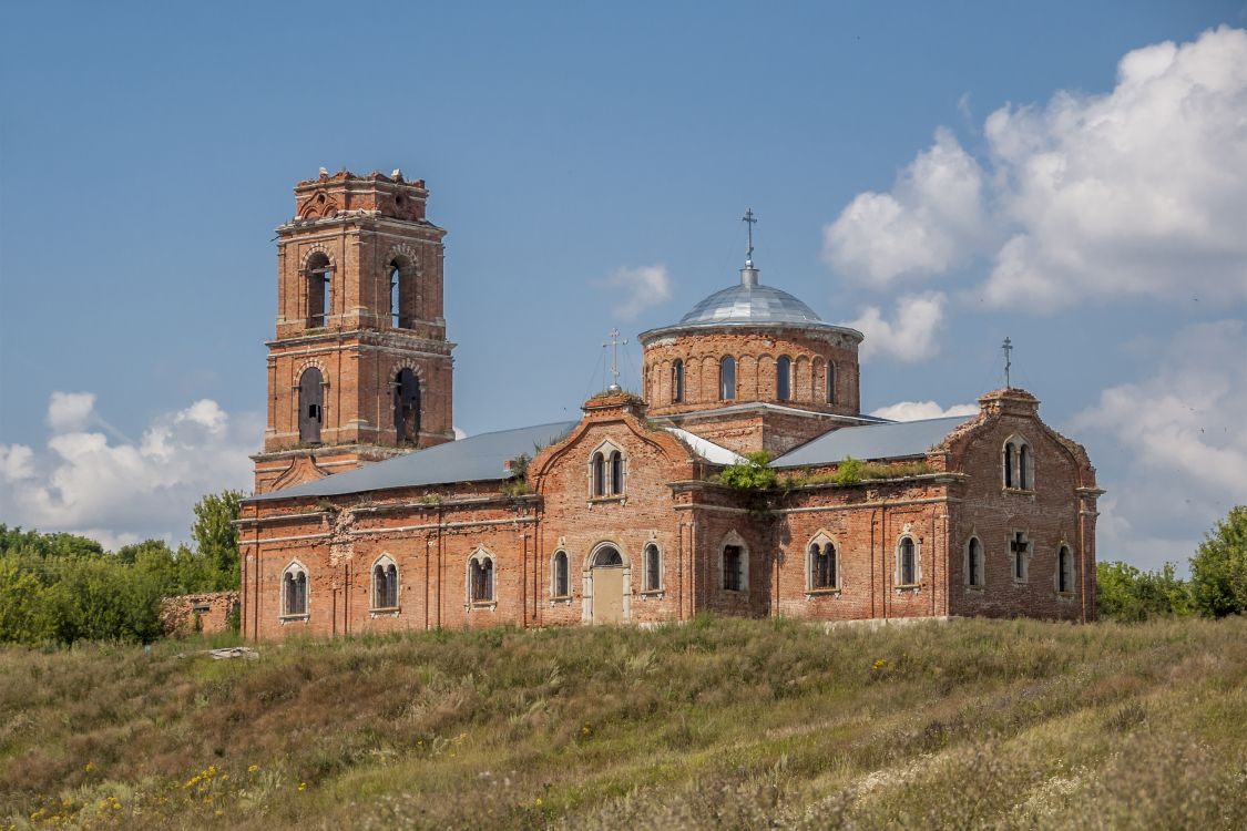 Церковь Михаила Архангела, Хованщино