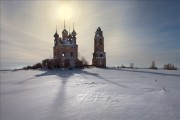 Ярославская область, Ростовский район, Усово, урочище, ??ии Пророка, церковь