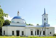 Церковь Спаса Преображения - Спас-Конино - Алексин, город - Тульская область