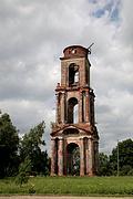 Колокольня церкви Троицы Живоначальной - Воронино - Ростовский район - Ярославская область