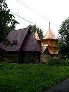 Здравница. Матроны Московской, церковь