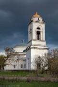 Бобылёвка. Троицы Живоначальной, церковь