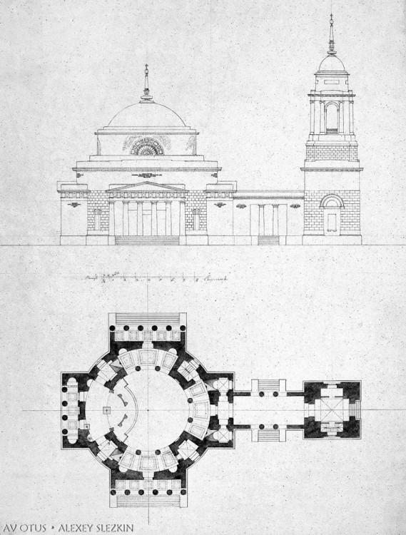 Церковь Троицы Живоначальной, Бобылёвка