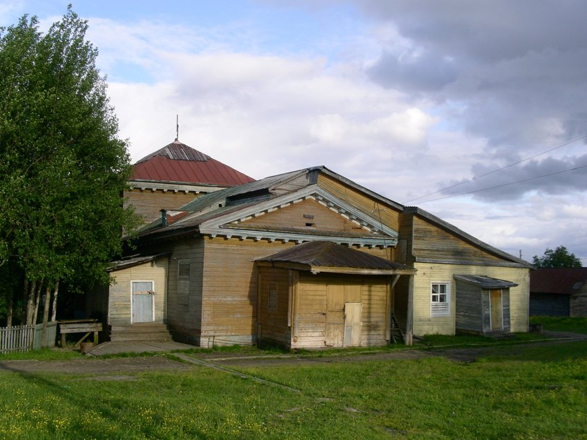 Церковь Спаса Нерукотворного Образа, Бакур
