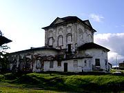 Церковь Вознесения Господня - Мохча - Ижемский район - Республика Коми