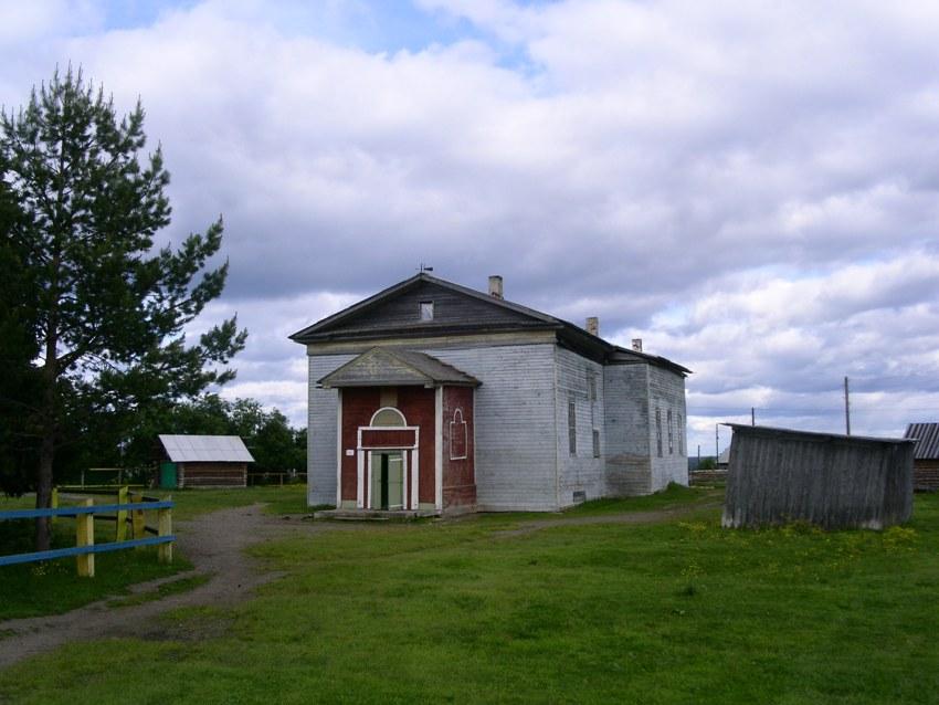 Церковь Сретения Господня, Гам