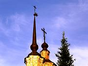 Церковь Покрова Пресвятой Богородицы - Покрово (Покровское), урочище - Лузский район - Кировская область