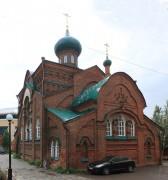 Церковь Казанской иконы Божией Матери - Казань - Казань, город - Республика Татарстан
