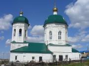 Церковь Троицы Живоначальной - Новотроицкое - Альметьевский район - Республика Татарстан
