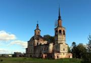 Церковь Богоявления Господня - Яхреньга - Подосиновский район - Кировская область