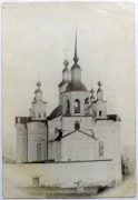 Церковь Илии Пророка - Утманово - Подосиновский район - Кировская область