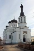 Пюхтицкий монастырь. Ильинский скит. Церковь Илии Пророка - Васкнарва (Vasknarva) - Ида-Вирумаа - Эстония