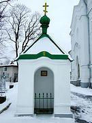 Пюхтицкий монастырь. Ильинский скит. Часовня Илии Пророка - Васкнарва (Vasknarva) - Ида-Вирумаа - Эстония